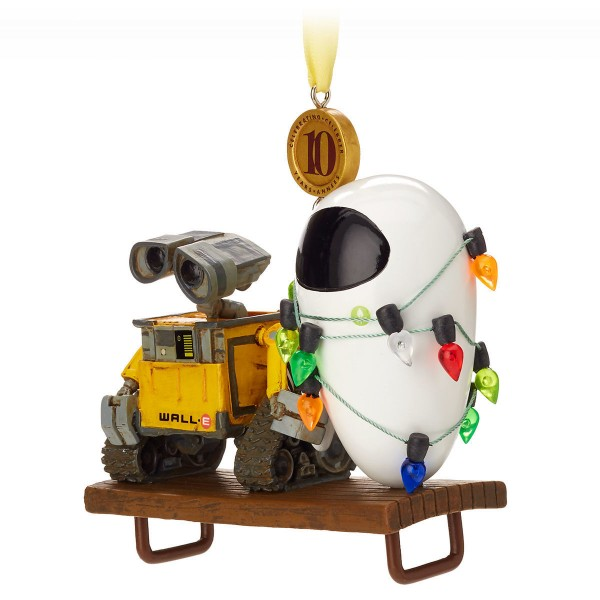 WALL-E 10th Anniversary Hanging Ornament