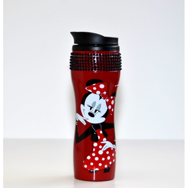Disneyland Paris Minnie Mouse Mode Travel Mug