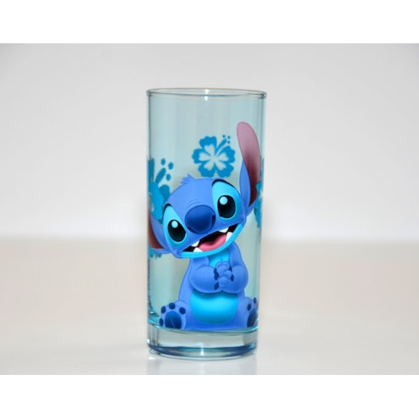 Stitch Character Drinking Glass, Disneyland Paris