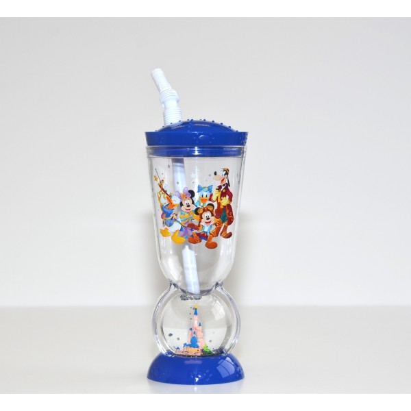 Disneyland Paris 25 Anniversary Mickey and friends Dome Tumbler