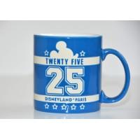 Disneyland Paris 25th Anniversary Mug