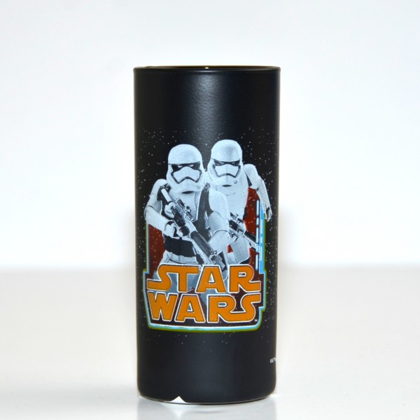 Star Wars Stormtroopers logo glass