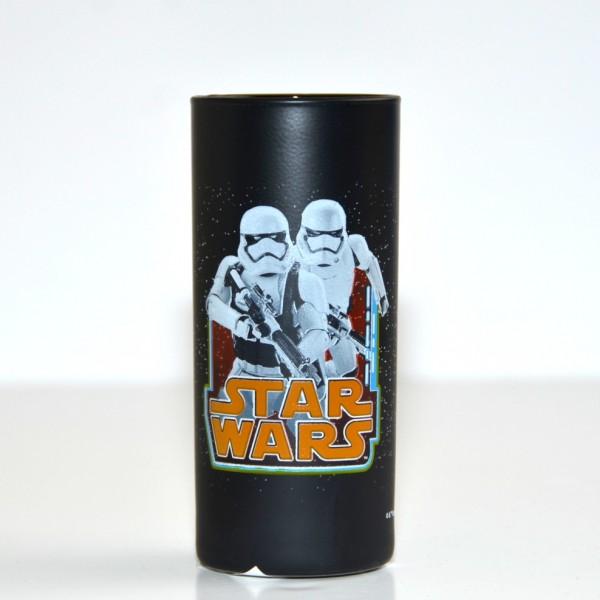 Star Wars Stormtroopers logo glass