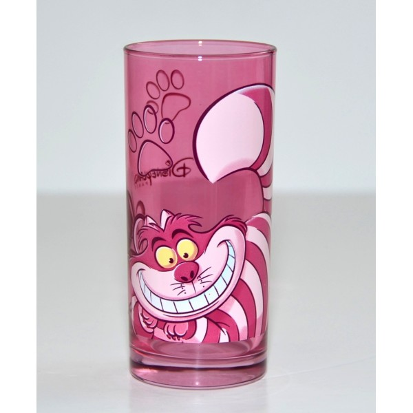 Character Cheshire Cat Drinking Glass