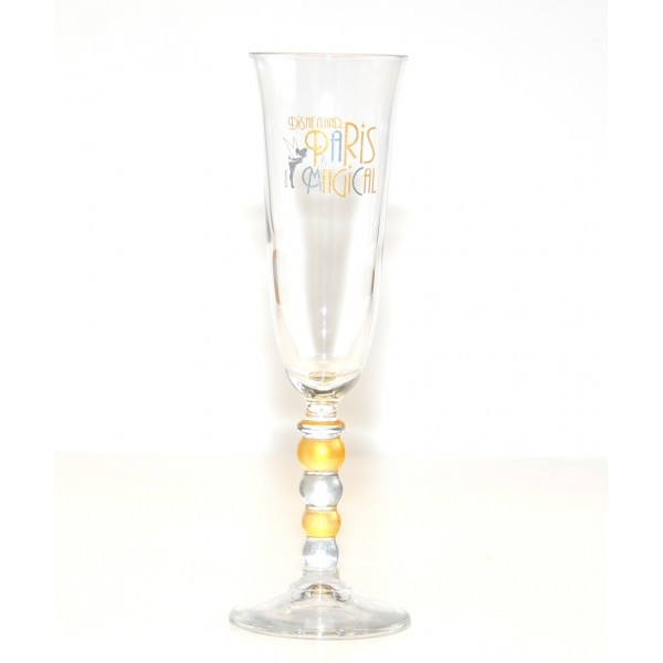 Disneyland Paris is Magical Flutes Champagne Glasses