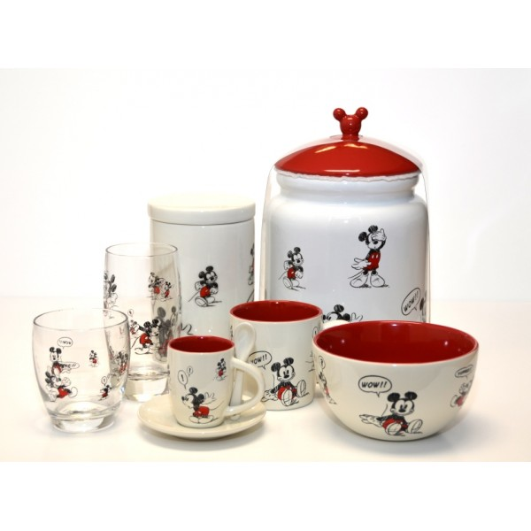 Mickey Mouse Comic Strip Mug