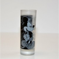 Disney Mickey Mouse Patterned glass