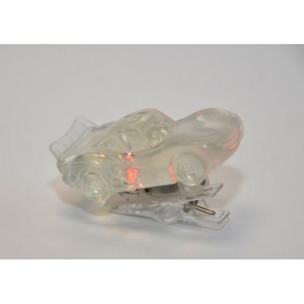 Lightning McQueen Light-up Cup Clip