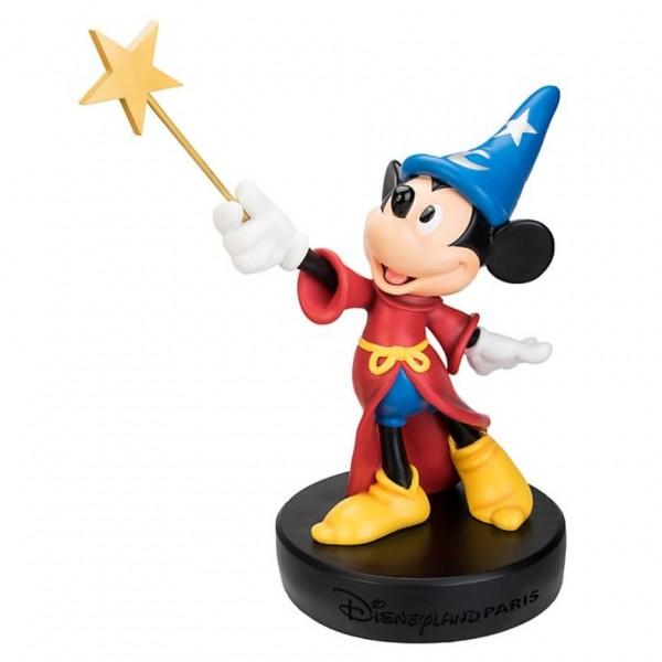 Disney Mickey Mouse Sorcerer's Apprentice Large Figurine, Disneyland Paris