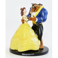 Disneyland Paris Beauty and the Beast - Belle and the Beast Figure