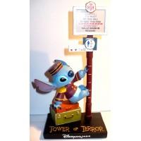 Disneyland Paris Exclusive Stitch Tower of Terror Figurine