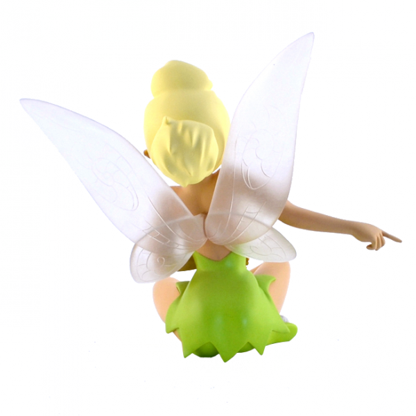Disney Tinker Bell in green Leblon Delienne figurine, Disneyland Paris