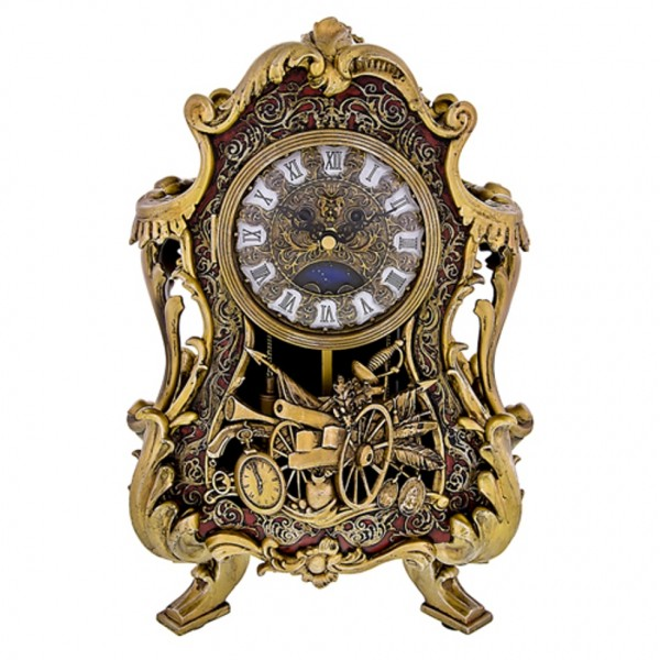 Disney Beauty & the Beast Live Action Film Figure - Cogsworth Clock Limited Edition (2000 of 2000)