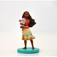Disney Moana and Pua Figurine