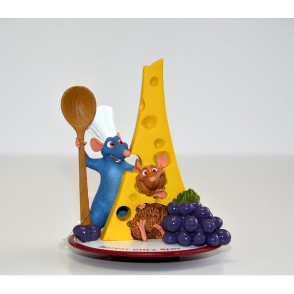 Disney Ratatouille Bistrot Chez Remy Figurine