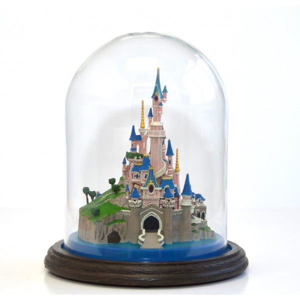 Disneyland Paris 25th Anniversary The Castle of Sleeping Beauty Dome Figurine