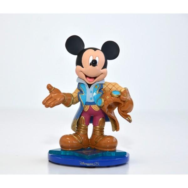 Disneyland Paris 25 Anniversary Mickey Mouse Figurine