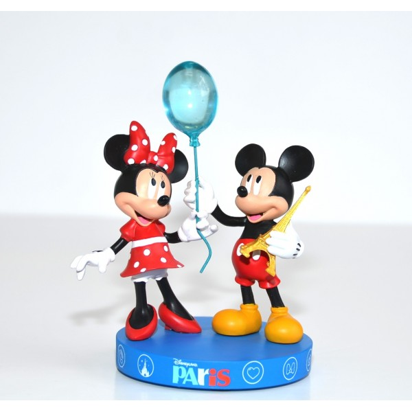 Disney Mickey and Minnie Figure, Disneyland Paris