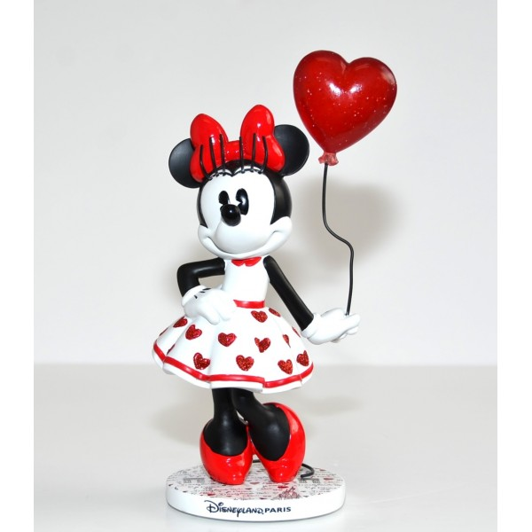 Disney Minnie Mouse Figure, Disneyland Paris