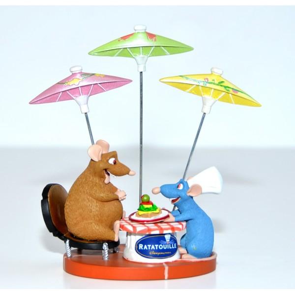 Disney Ratatouille Figure Clip Frame Remy and Emile Frame