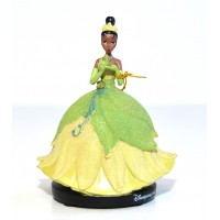 Tiana from The Princess and The Frog figurine, Disneyland Paris