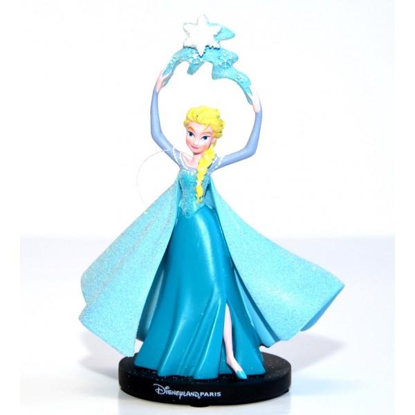 Elsa from Frozen figurine, Disneyland Paris