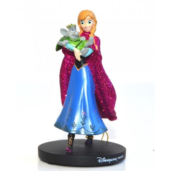 Princess Anna from Frozen Figurine, Disneyland Paris
