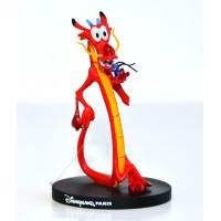 Mushu from Mulan Figurine, Disneyland Paris