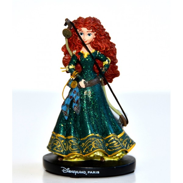 Merida figurine, Disneyland Paris