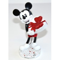 Disney Mickey Mouse Amour Figure, Disneyland Paris