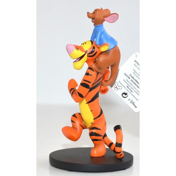 Disneyland Paris Tigger and Roo small figure