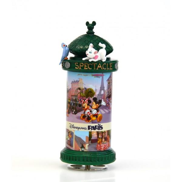 Disneyland Paris Musical Morris Columns