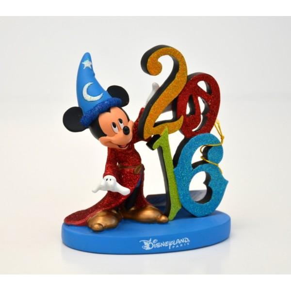 Disneyland Paris 2016 Mickey Mouse Figurine