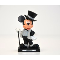 Disneyland Paris Mickey Mouse Couture Figurine