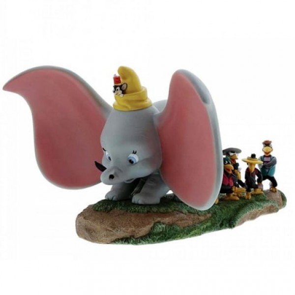 Disney Dumbo Take Flight Figurine