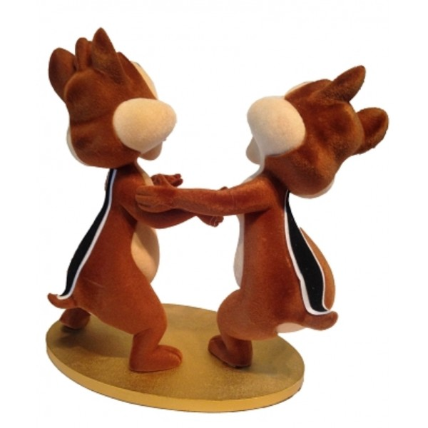Disney Chip and Dale Figurine
