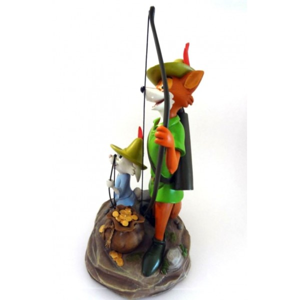 08a0db93b22 Disney Robin Hood and Skippy Figurine