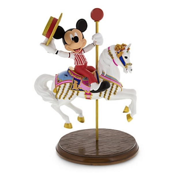 Disney Mickey Mouse Carousel Horse