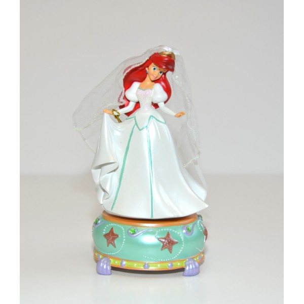 Ariel Musical Figurine, Disneyland Paris