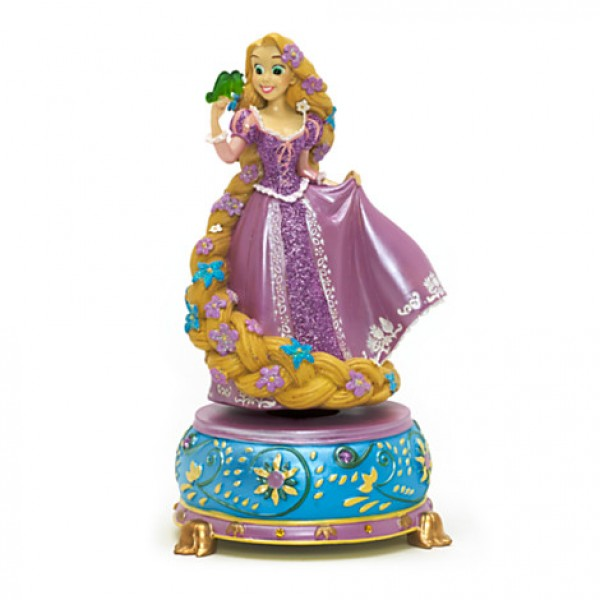 Rapunzel Musical Figurine, Disneyland Paris