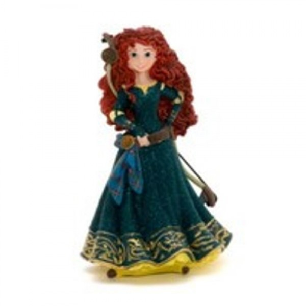 Princess Merida Glitter Figurine