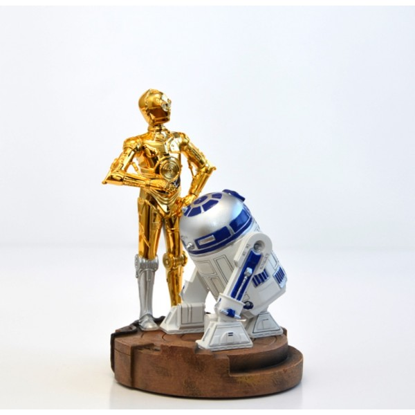 Star Wars R2-D2 and C-3PO Figure