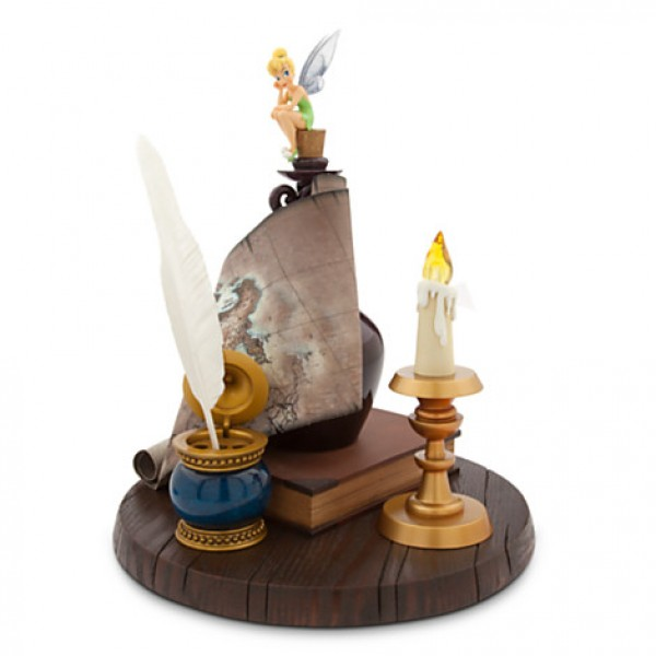 Tinker bell candle figurine - Tinkerbell statues ...