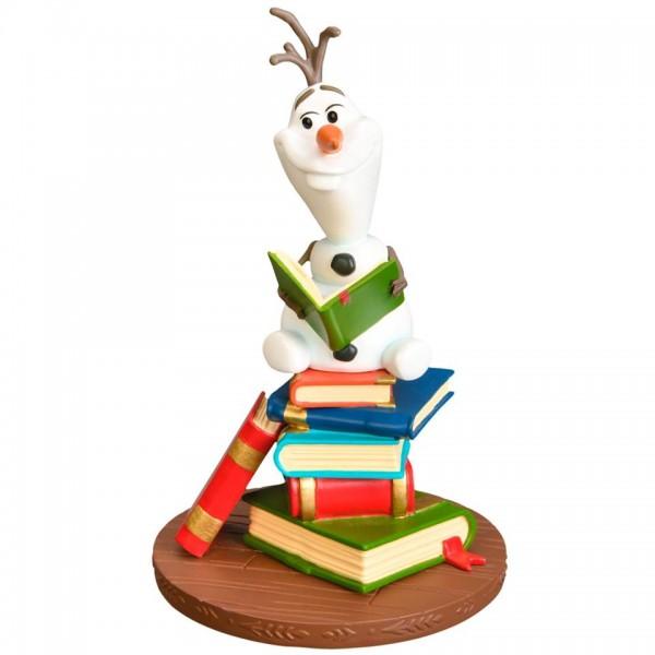 Disney Olaf from Frozen Figurine, Disneyland Paris