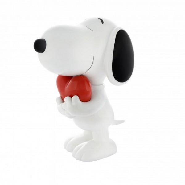 Snoopy Original Heart figurine, Original Leblon Delienne