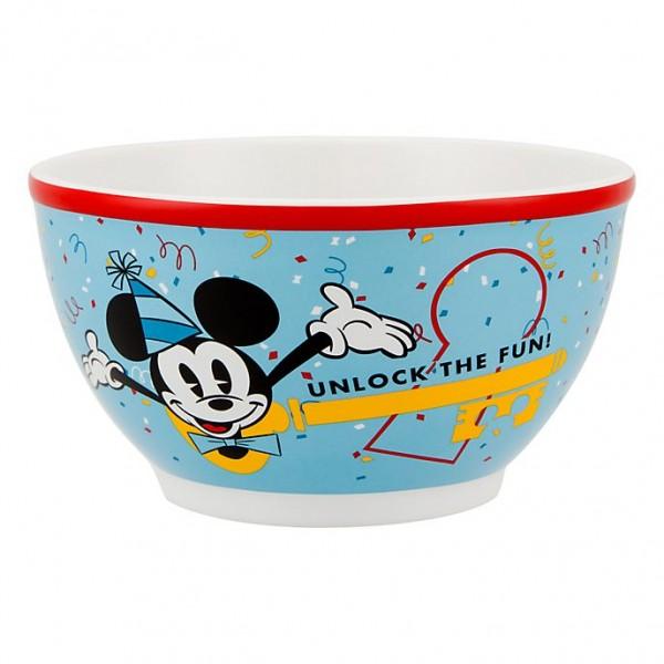 Disneyland Paris     N:2424 Disney Tinker Bell Blue and White Bowl