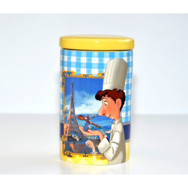 Disneyland Paris Authentic Bistro Collection Ratatouille Cookie jar