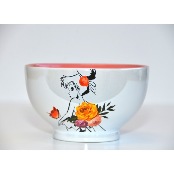 Disney Tinker Bell Flower Bowl