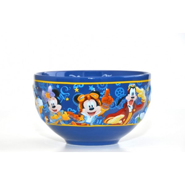 Disneyland Paris 25th Anniversary Bowl