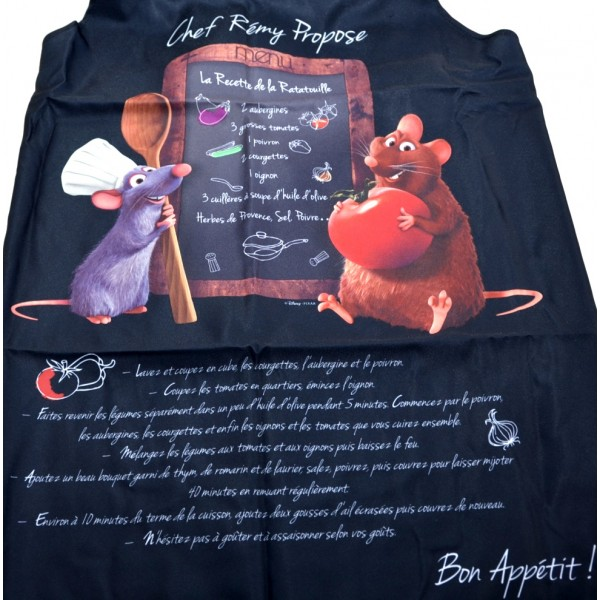 Disney Ratatouille Apron